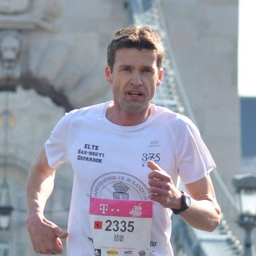 Varga István (2014, 2015 évi félmaraton győztese) :