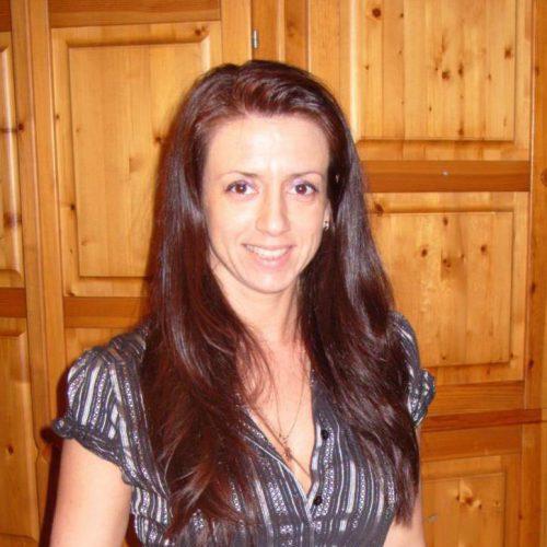 Czeglédi Katalin (2016 évi maraton női győztese) :